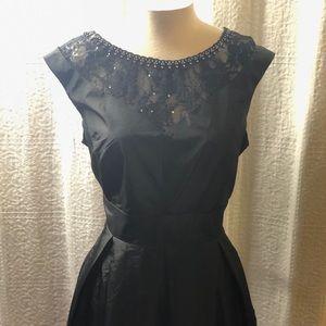 Beautiful elegant evening floor length dress